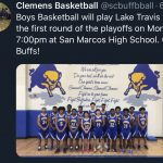 Boys Basketball – Round 1 Playoffs
