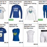 Clemens Football Adidas Webstore! Order your Buffs gear now.