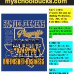 Football Playoff T-Shirts
