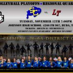 Clemens Volleyball Playoffs – Round 3!