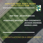 Football APSE All-State Honors!