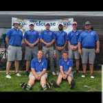 Boys Varsity Golf finishes 10th place at Ihsaa Regional