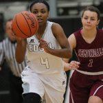 Edsel Ford High School Girls Varsity Basketball beat Franklin High School 58-26