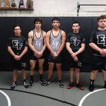 Boys Varsity Wrestling beats Dearborn 60 – 19