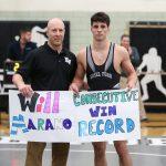 Boys Varsity Wrestling falls to Fordson 54 – 24