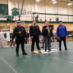 Boys Varsity Wrestling finishes  at Individual Districts (Other)