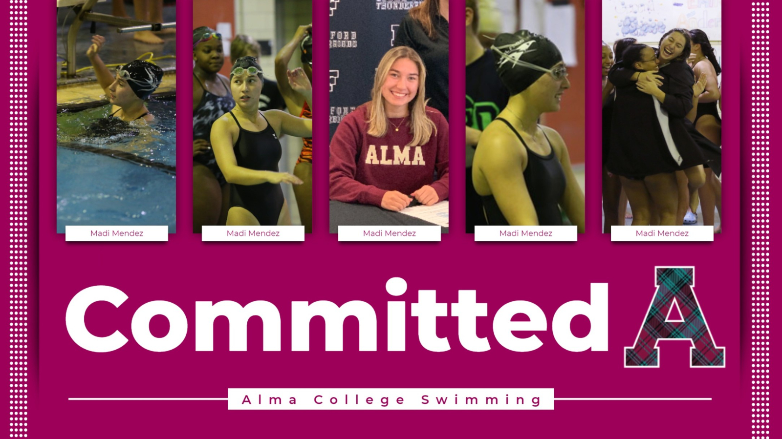 Class of 2021 College Signings