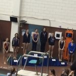Jessica Mosier places 8th at Districts!
