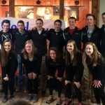 State Qualifying Swimmers & Diver