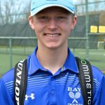 Adam Krueger Headed to States in Tennis!!