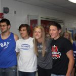 Track Athletes Headed to States!
