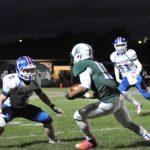 Bay High School Varsity Football beat Elyria Catholic High School 37-27