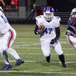 Bay High School Varsity Football beat Parma Senior High School 14-13