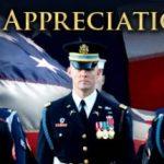 Military Appreciation Night – TONIGHT (Tuesday, February 12)!!