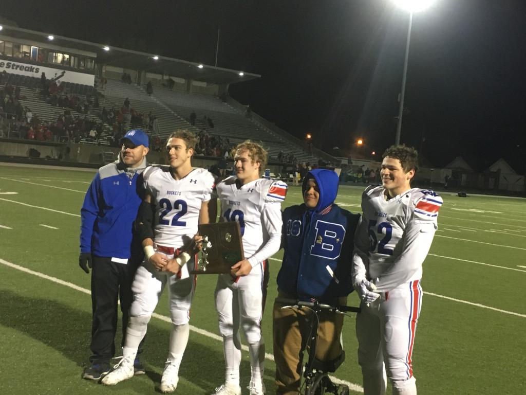 Football earns Regional Runners-up Honors