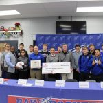 Bay Football Coach Ron Rutt earns Cleveland Browns HS Coach of the Year Honors