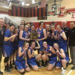 Girls Basketball Headed to Regionals!!
