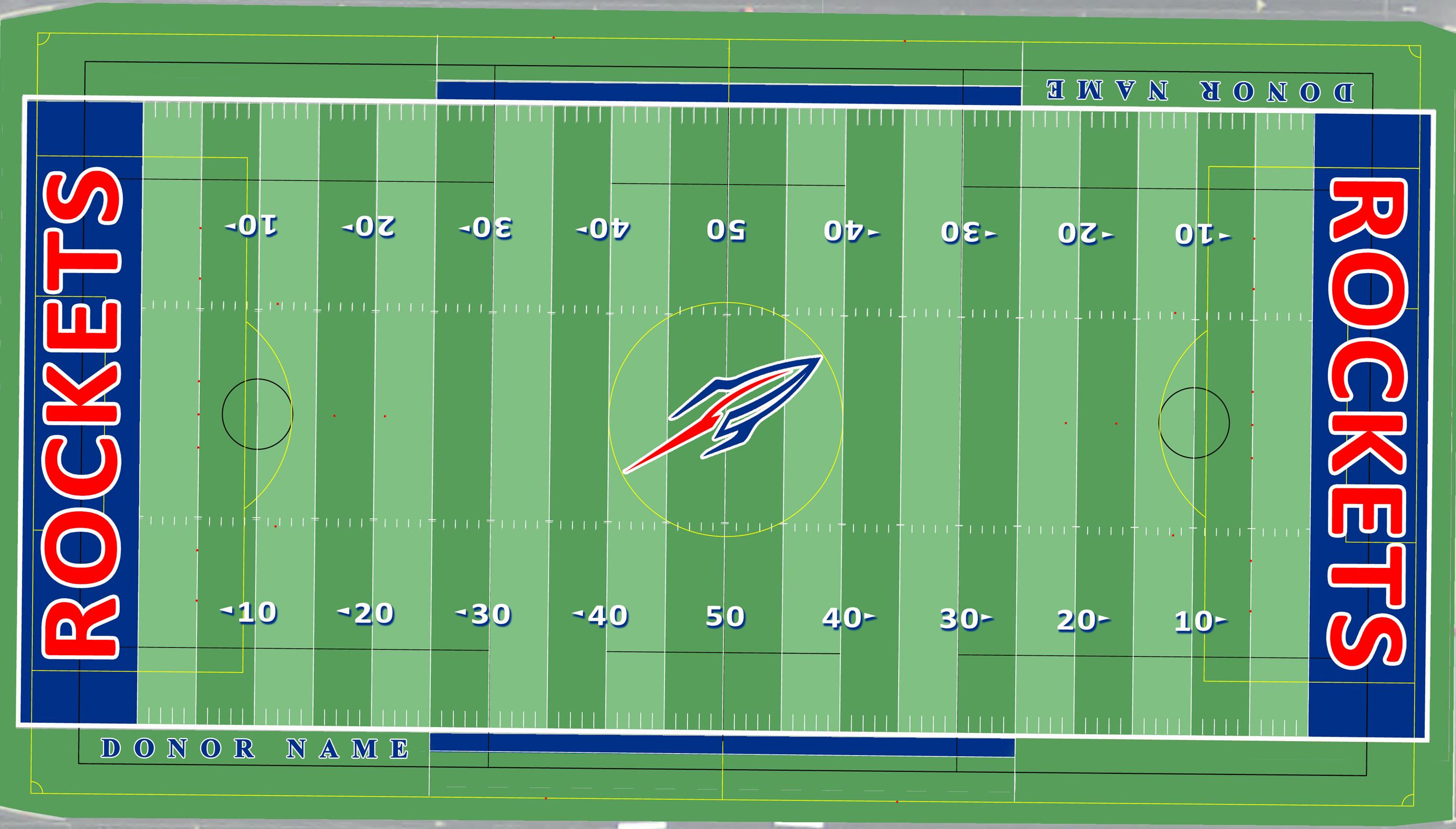 Bay Memorial Stadium to get new turf!
