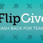 New This Year: FlipGive Cash Back for Teams