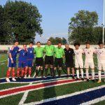 Boys Varsity Soccer vs St. Francis DeSales HS (Columbus) # – 3