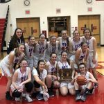 Girls Basketball Headed to Regionals!!