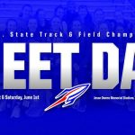 O.H.S.A.A. State Track and Field Championships – Friday May 31 and Saturday, June 1