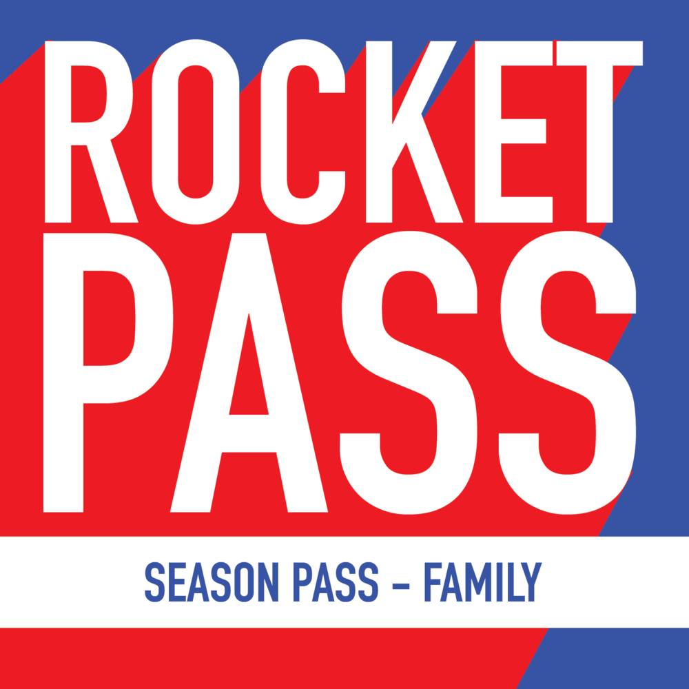 Bay Rockets Association Game Passes for Sale!!