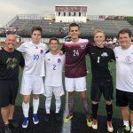 Boys Varsity Soccer beats Rocky River 4 – 0