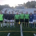 Boys Varsity Soccer beats Archbishop Hoban 3 – 1