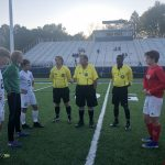 Boys Varsity Soccer beats Holy Name 8 – 0