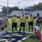 Boys Varsity Soccer beats Padua Franciscan 7 – 0