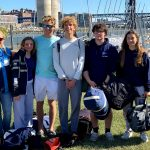 Bay Village Sailing qualifies for Great Lakes Championship in Chicago!