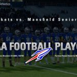 Football to face Mansfield Senior High School in the OHSAA Playoffs!
