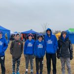 Middle School Boys Cross Country Performs Well at Nationals!