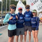 Bay Village Sailing places 4th at Nationals