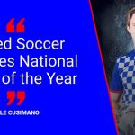 Kyle Cusimano named United Soccer Coaches Association National Player of the Year