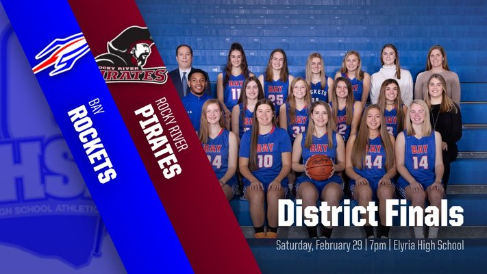 OHSAA Girls Basketball District Finals – Saturday, February 29