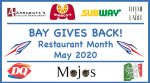 The Bay Gives Back Campaign is Live!!