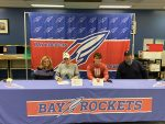 "Ethan Young and Megan Young Sign ""National Letters of Intent"""