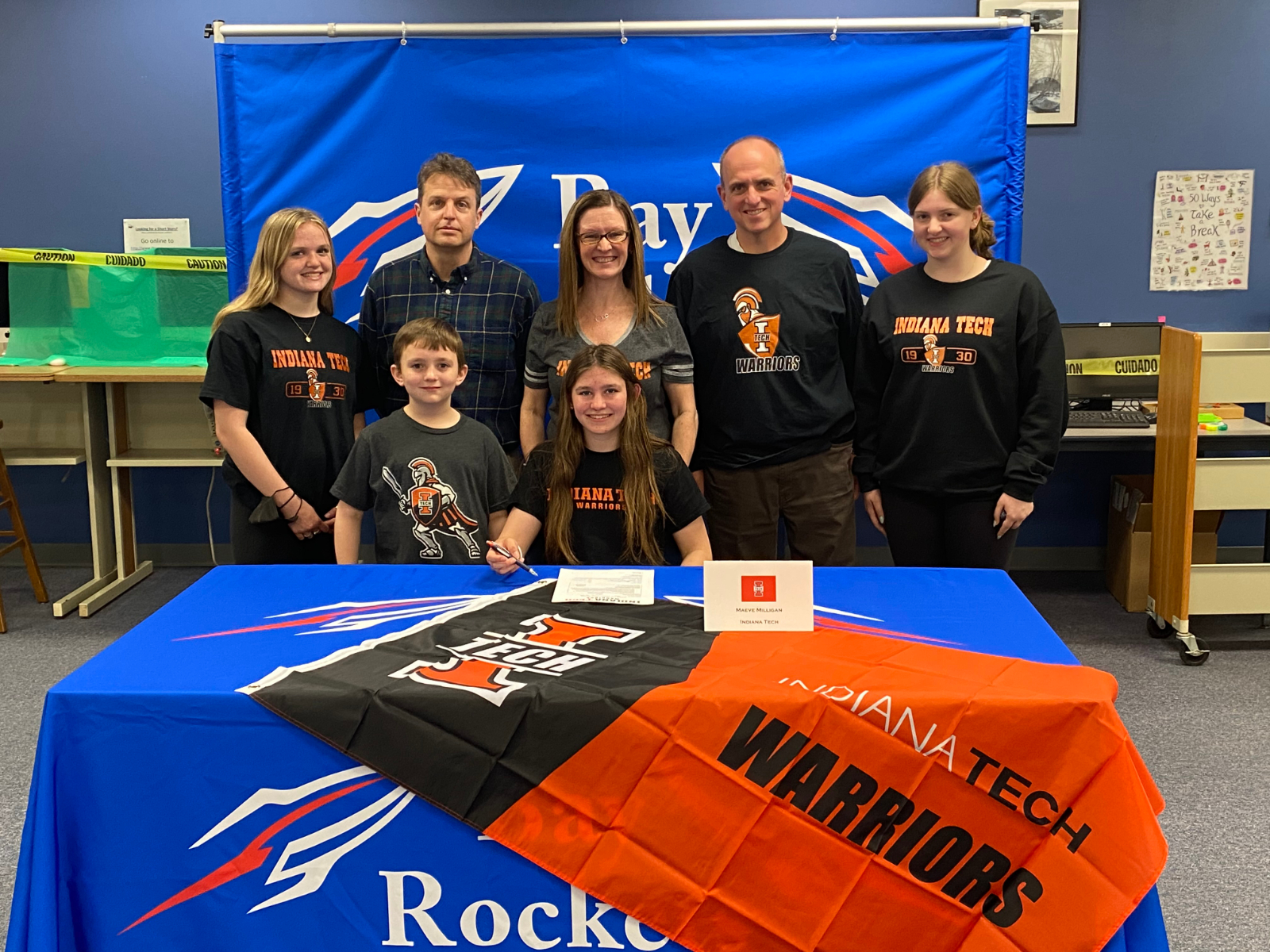 Maeve Milligan Commits to Indiana Tech University
