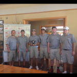 Boys Golf Wins Rivalry Cup