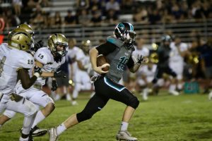 Varsity Football Vs. Desert Vista Thunder