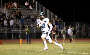 Varsity Football VS. Queen Creek