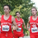 Brighton High School Coed Varsity Cross Country scores 0 points at meet
