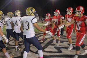 2017 Homecoming   Football – BHS vs Greeley West