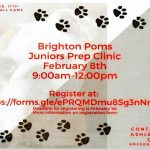 Poms Junior Prep Clinic