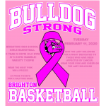 Pink Out Night – Bulldog Strong – 02/11