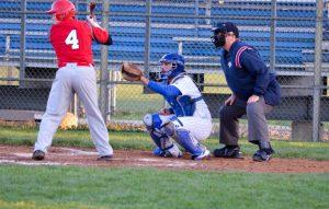 FC Varsity baseball vs Southport April 12 2016