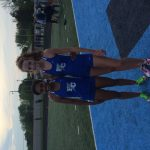 Franklin Central High School Girls Varsity Track finishes 4th place