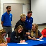 CONGRATULATIONS – 5 FCHS LADIES SIGN LETTERS OF INTENT!